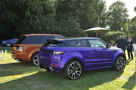 mini range rover how the range rover evoque became the quot mini quot carscoops