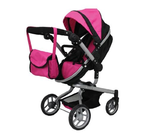 Doll Stroller by Compare And Me 2 In 1 Deluxe Doll Stroller Vs 2 1