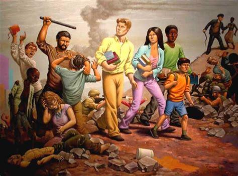 world artist social realism paintings