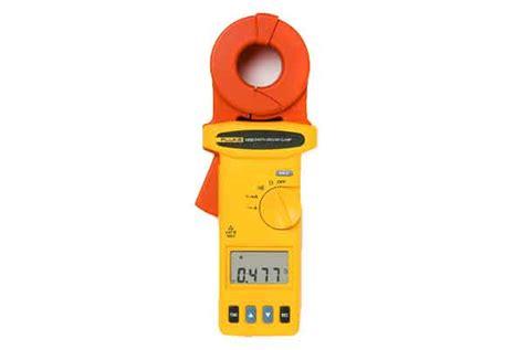 Grounding Meter earth ground cl meter simplifies loop testing fluke