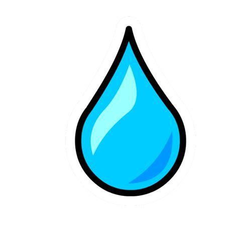 Baby Shower Raindrops Template