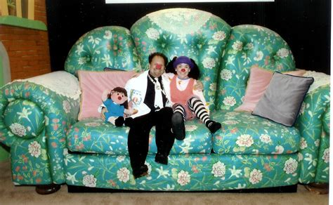 maggie and the big comfy couch places mr no no has been