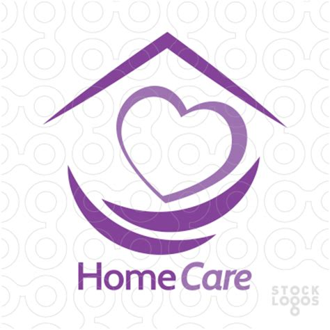 Home Care Logo Design Sold Logo Home Care Stocklogos