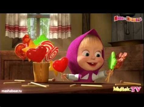 film kartun english masha and the bear di antv youtube