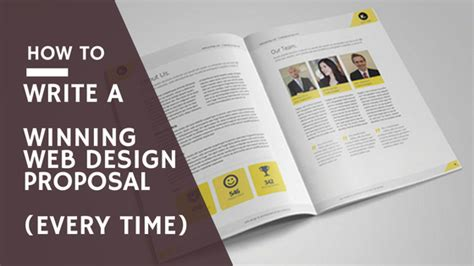 design technical proposal how to optimize your web design process 9 essential