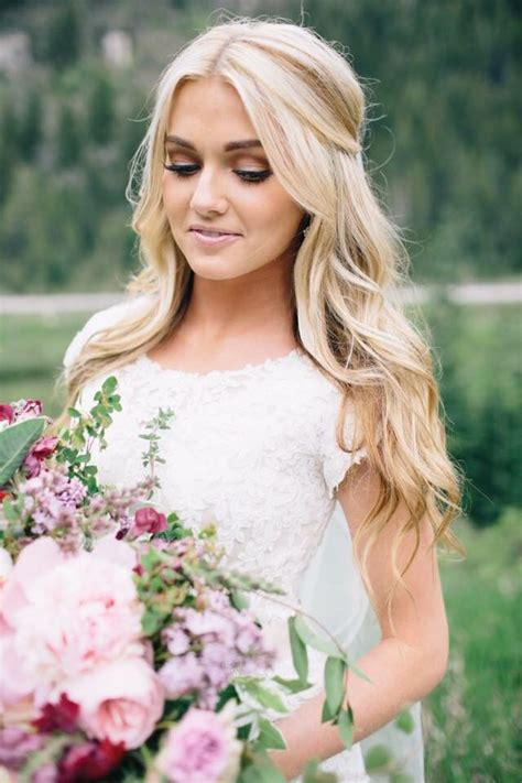 Wedding Hairstyles Open Hair by 25 Best Ideas About Lindsay Arnold On Bridal