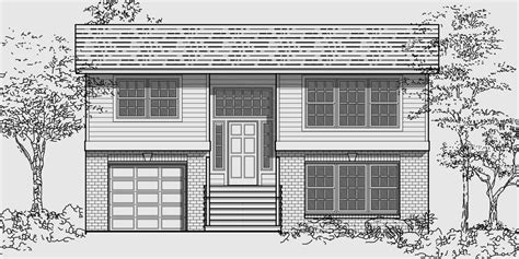 split plan house small split level house plans homes floor plans