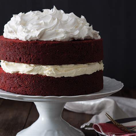 red velvet red velvet cake filling
