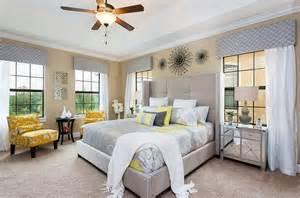 Yellow Bedroom Ideas by Cheerful Sophistication 25 Elegant Gray And Yellow Bedrooms