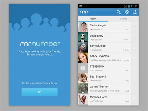 mr number app for android 3 best call blockers apps for ios and android