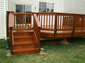 wooden deck gate woodworking projects amp plans