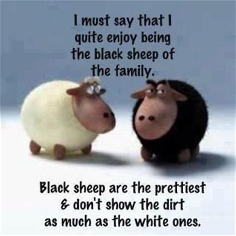 black sheep this or that black sheep of the family quotes quotesgram