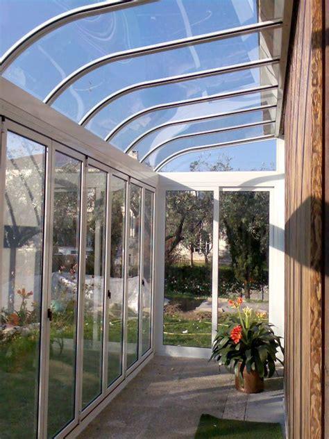 verande in alluminio e vetro veranda vetro free verande vetro e legno e serre with