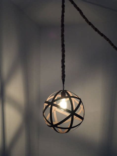 metal orb hanging pendant lighting industrial chandelier