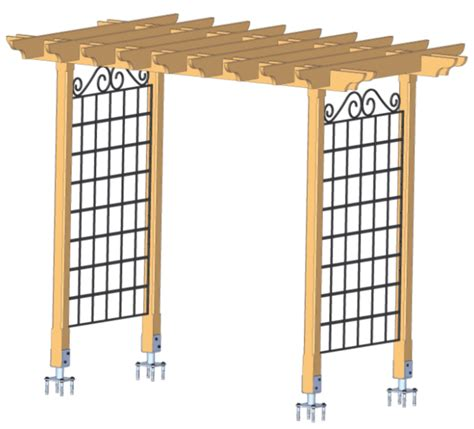 wood trellis plans wooden trellis plans how to build a amazing diy