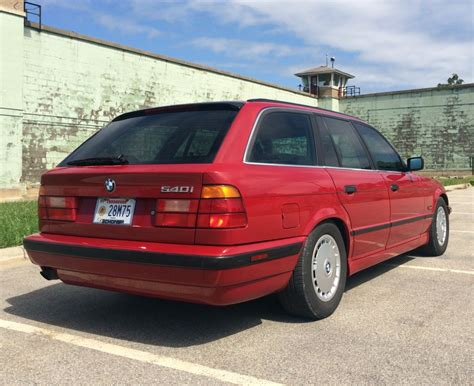 1995 bmw 540i for sale 1995 bmw 540i touring 6 speed bring a trailer