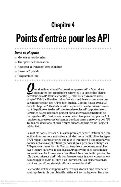 API pour les nuls