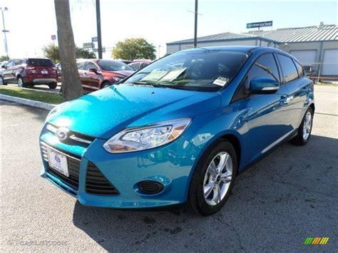 ford focus colors 2014 blue ford focus se hatchback 87518060