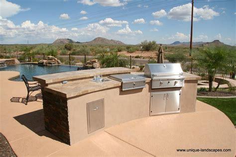 Desert Backyard Outdoor Kitchens Amp Bbq Photo Gallery