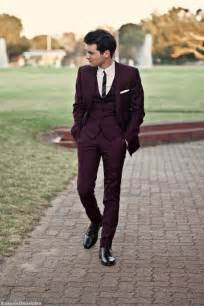 mens colored wedding trends colored suits