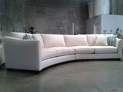 Curved Sectional Couches by Curved Sectional Sofa Set Rich Comfortable Upholstered