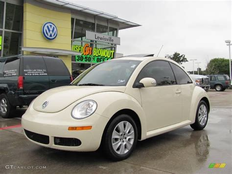 2009 harvest moon beige volkswagen new beetle 2 5 coupe 19366872 gtcarlot car color