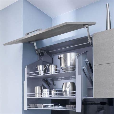 etagere qui monte et descend 10 rangements bien pens 233 s pour la cuisine c 244 t 233 maison