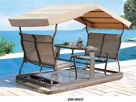 High Quality Double Seat Swing Chair/ Hot Sale Garden