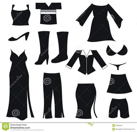 black clothing black dress clipart womens clothes pencil and in color black dress clipart womens
