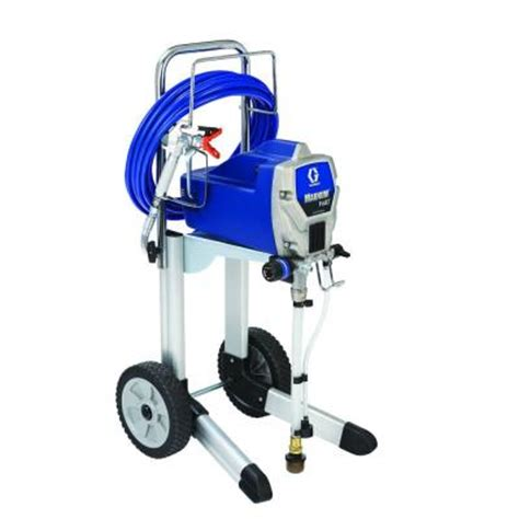 home depot paint sprayer rental cost canada graco prox7 airless paint sprayer 261815 the home depot