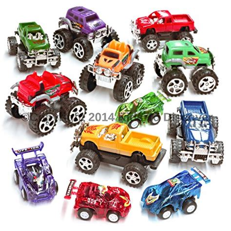 Mobil Racing Cars 12 Pcs Pull Back Mainan Anak 12 pull back stuffers deluxe combo includes 4 pullback trucks 4 pull back