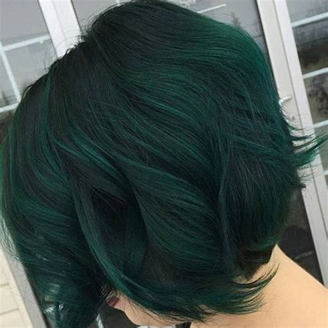 emerald hair color 25 best ideas about green hair dye on