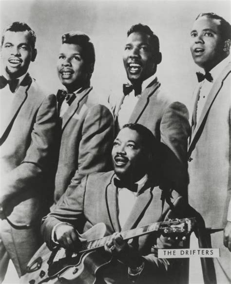 the drifters the drifters rock roll of fame