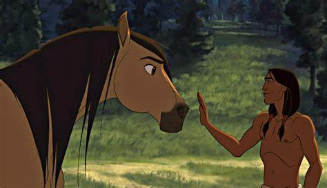 film cartoon spirit spirit stallion of the cimarron when i lived wild and