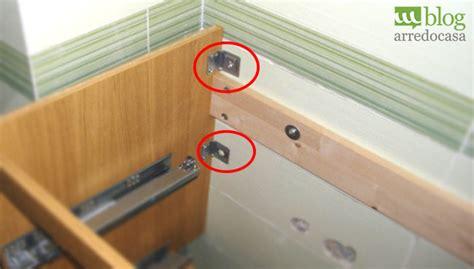 montaggio mobile bagno sospeso come montare i mobili bagno sospesi m