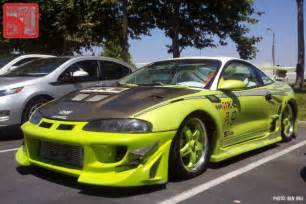 Mitsubishi Eclipse Tuner 25 Year Club The Mitsubishi Eclipse Is Officially A