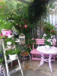 shabby chic cottage garden ideas photograph pink tea party