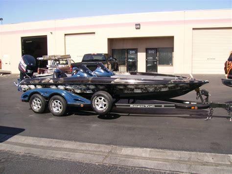 ranger bass boat wraps ranger comanche z71 boat wrap geckowraps las vegas