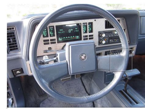 Cadillac Cimarron Interior by 1987 Cadillac Cimarron Engine 1987 Free Engine Image For User Manual