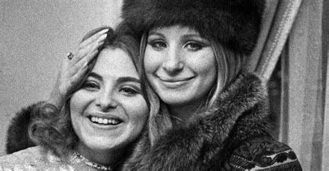 barbra streisand sister streisand s kid sister is happy as one of kind the