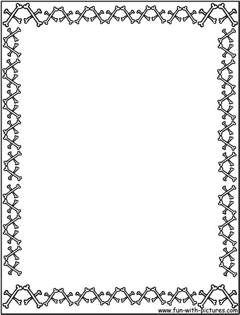 free coloring page borders free coloring pages of frame or border coloring pages