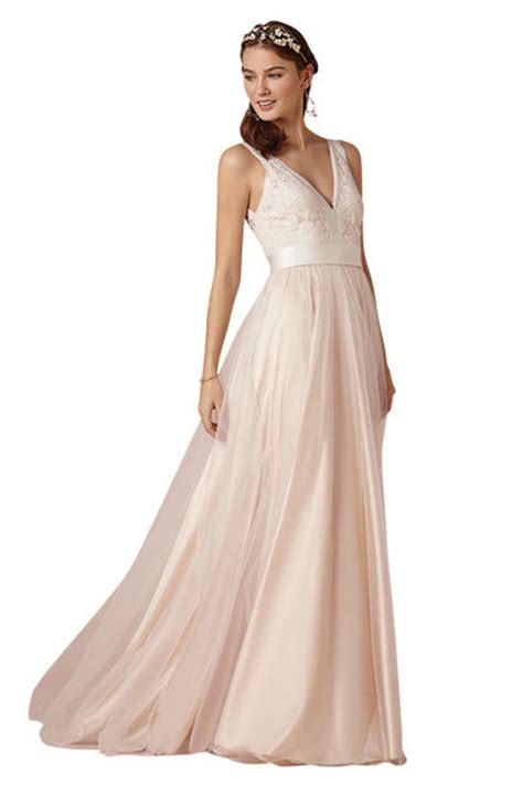 pastel colored dresses pastel colored wedding dresses accessories bridalguide