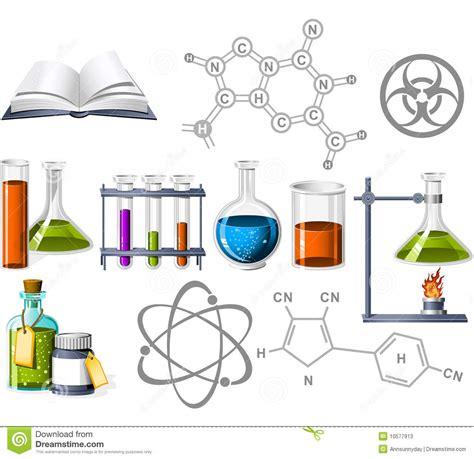 imagenes con movimiento quimica iconos de la ciencia y de la qu 237 mica fotos de archivo