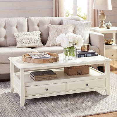 white living room tables 25 best ideas about white coffee tables on pinterest