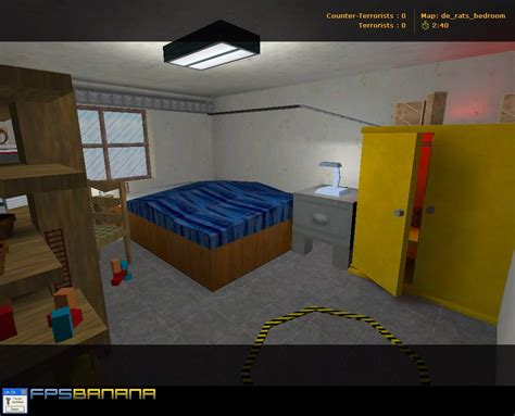 rat in my bedroom de rats bedroom counter strike 1 6 gt maps gt rats type