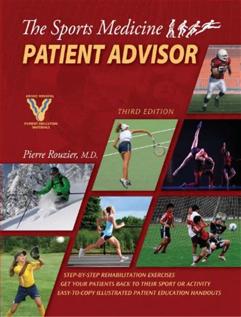 Pdf Sports Medicine Patient Advisor Third cheapest copy of the sports medicine patient advisor