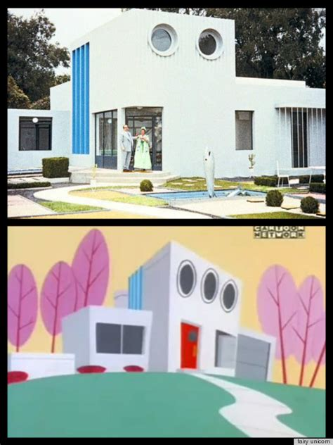 casa xxx was the powerpuff girls home inspired by the villa in