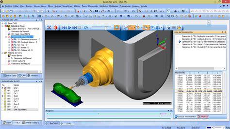 programas web cam software cad cam para fresadora programa para dise 241 ar con