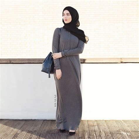 Best Cut Tunik Setelan Muslim Office Wear ada veen simple style lookbook