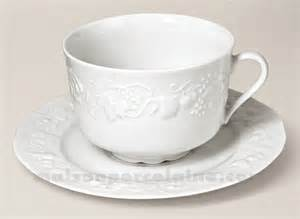 Porcelaine De Limoges Blanche